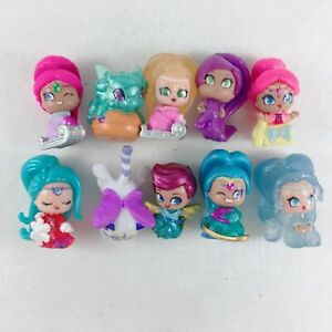 Shimmer And Shine Teenie Genies Lot Bags of 5 All Series