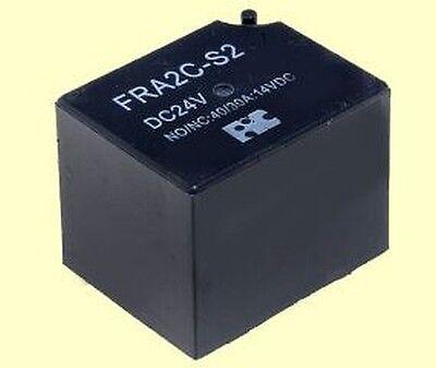 2 PCs fra2c-s2-dc24v KFZ-relé fic 24vdc 30a 1x cambiador 362r New #wp