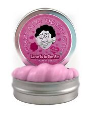"""Love is in the Air Valentine's Day Holiday Crazy Aaron's Thinking Putty 2"""""""