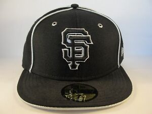 low priced de664 0b05d Image is loading San-Francisco-Giants-MLB-New-Era-59FIFTY-Fitted-