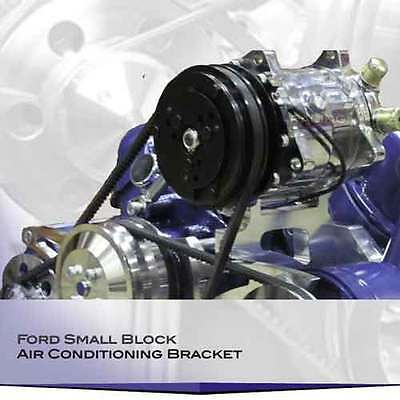 Ford Small Block Air Conditioning Bracket Sanden Compressor