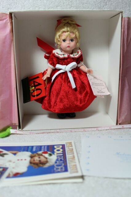 "MADAME ALEXANDER ""140th ANNIVERSARY WENDY"" NIB LE ( FAO SCHWARZ EXCLUSIVE) 2001"