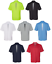 thumbnail 1 - ADIDAS GOLF - Gradient 3-Stripes Polo, Mens S-3XL, Climalite Sport Shirt A206