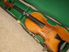 "Nice old German ""Stradiuarius"" violin by ""Framus"" violon"