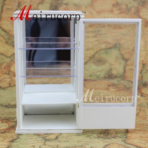 Dollhouse 1//12th Scale Miniature furniture Hand painted store  Display cabint 6#