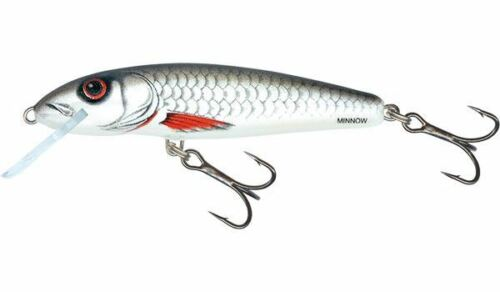 Perch Pike Lure Plug Details about  /Salmo Minnow Sinking Crankbait 5cm