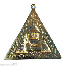 Scottish Rite Officers Jewel Master Almoner  Golden Memphis Misraim Rite