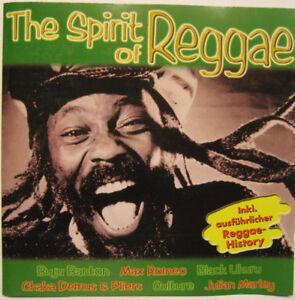 THE-SPIRIT-OF-REGGAE-2-CD-POLYMEDIA-RECORDS-SAMPLER
