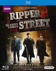 Ripper Street: Season Three (Blu-ray Disc, 2015, 2-Disc Set)