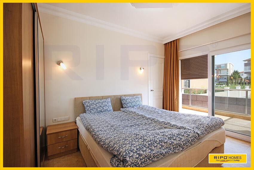 Belek Serik - Lækker 4-værelses lejlighed perfe...