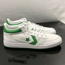 22710aedfcce Buy Converse Fastbreak 83 Mid White Green 156973C Men s Size 11 ...