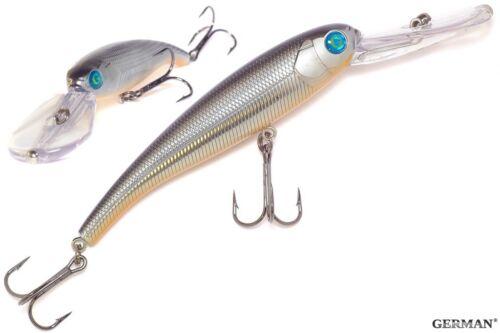 """28 g fishing lures range of colors German /""""Sensuikan L/"""" 125 mm"""