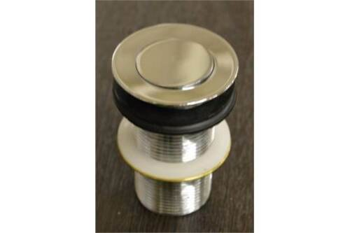 Vogue Flip Top Swivel Plug 1 1//4 unslotted waste chrome waste fittings