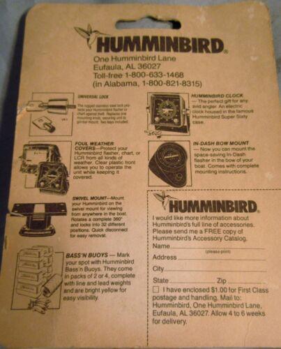 Humminbird Marine CKH-F Boat Fishing Flasher Control Knob Dial Set