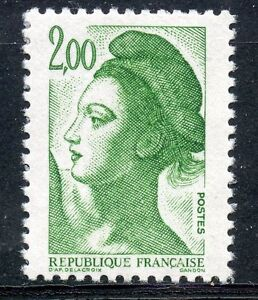 STAMP-TIMBRE-FRANCE-NEUF-N-2484-TYPE-LIBERTE