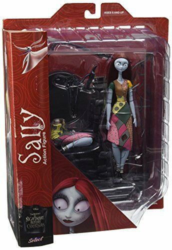 Nightmare Before Christmas Sélectionner Sally Action Figure