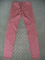Bettina Liano 'fray Cat Jean' Stretch Jeans Wmn - - Size 8