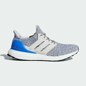 Adidas Ultra Boost 4.0 Chalk/Pearl/White/Royal/Blue DS Authentic Mens sizes