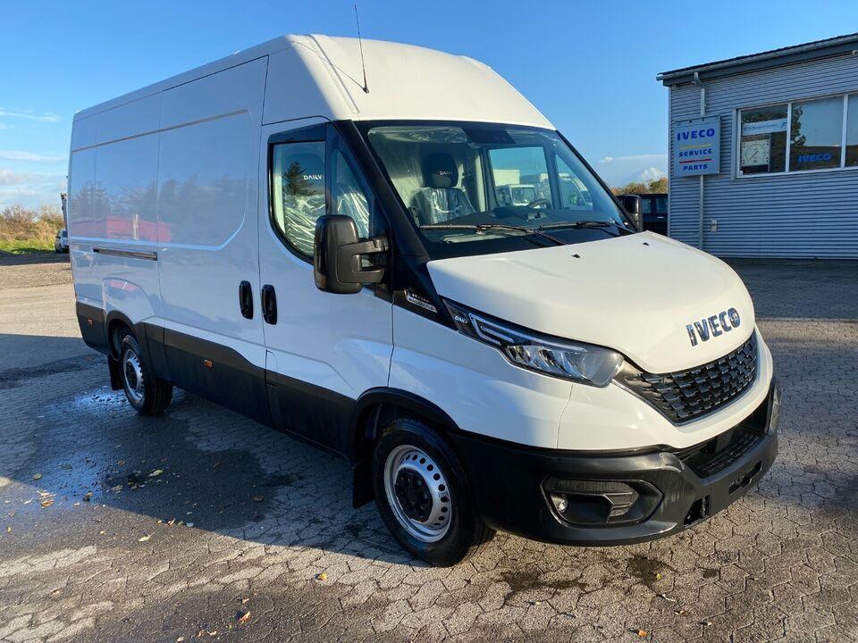 Iveco Daily 2,3 35S14 12m³ Van AG8 d Diesel aut. Automatgear