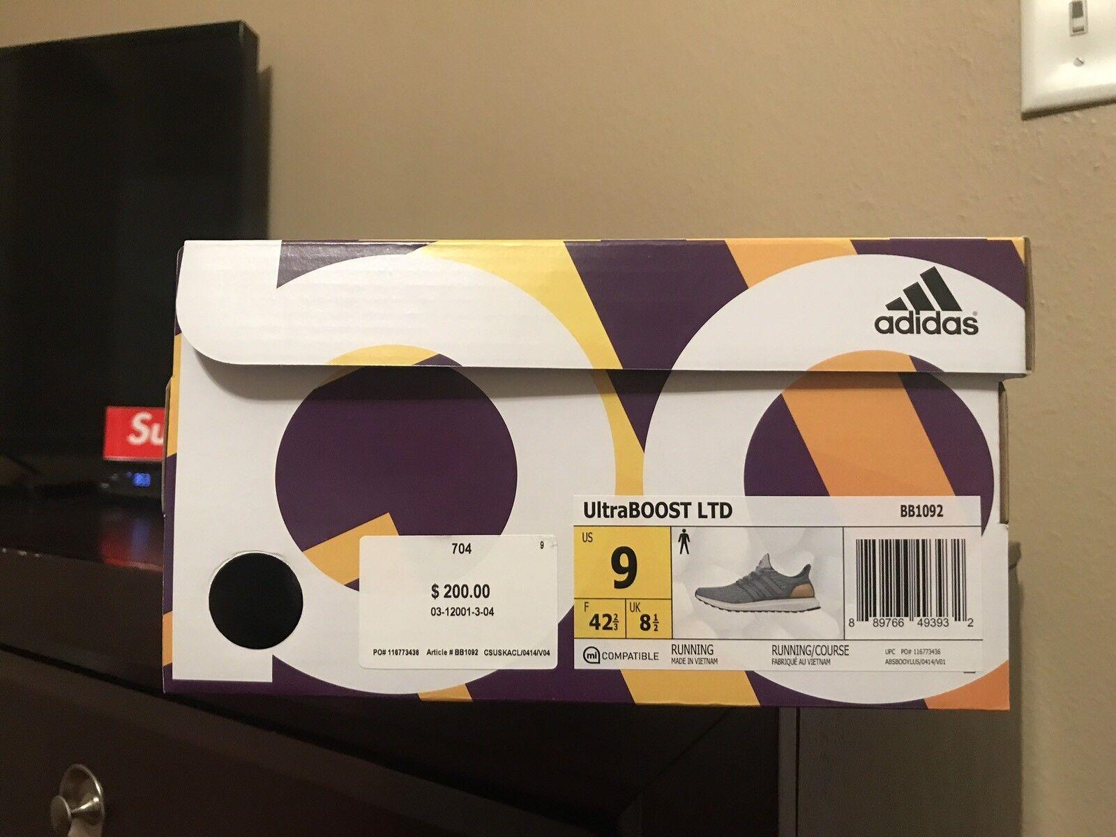 Ds adidas ultra auftrieb leder käfig / 3.0 bb1092 sz-9 w / käfig eingang oreo - tb - creme f5e13d