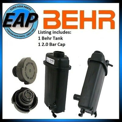 FI Behr Hella Service 376705431 M60 Engine Coolant Recovery Tank-Eng Code