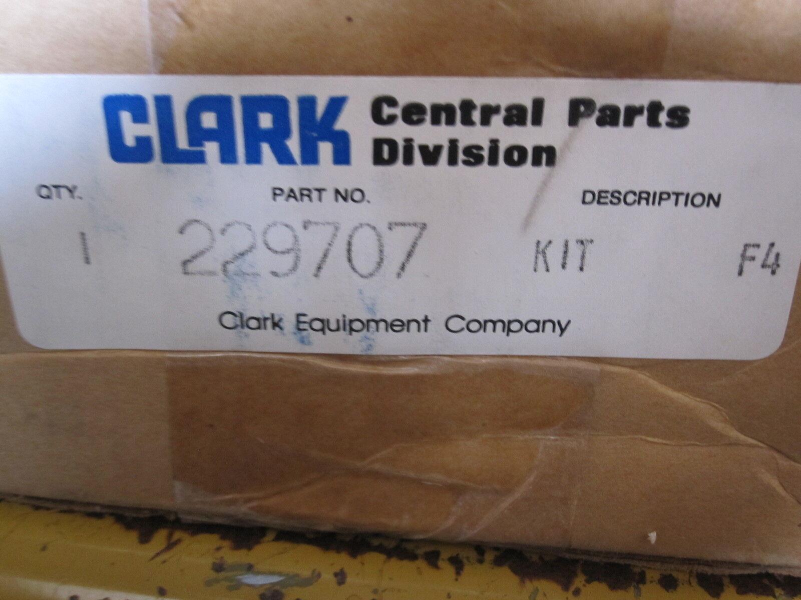 Clark Compteur de Vitesse Assy Drive Assy Vitesse 229707 Neuf 0a88be