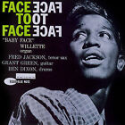 Face to Face [Remaster] by Baby Face Willette (CD, Sep-2007, Blue Note (Label))