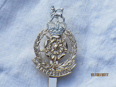 Other Militaria Lancastrian Brigade 1958-1968,anodisé Aluminium Staybright,h.largeur Timings Ltd To Suit The PeopleS Convenience Militaria
