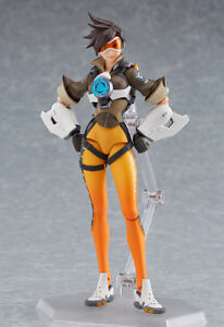 OVERWATCH TRACER FIGMA ACTION FIGURE - New York, New York, United States - OVERWATCH TRACER FIGMA ACTION FIGURE - New York, New York, United States