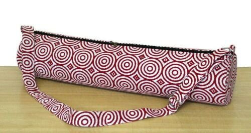 Indian Yoga Bag Gym Exercise Mat Carrier Bags With Pilates Bags Shoulder Strap