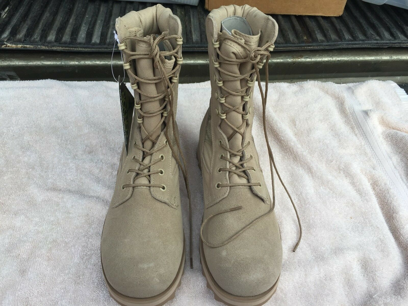 Vintage  Condor Tan Boots New  cheap and fashion