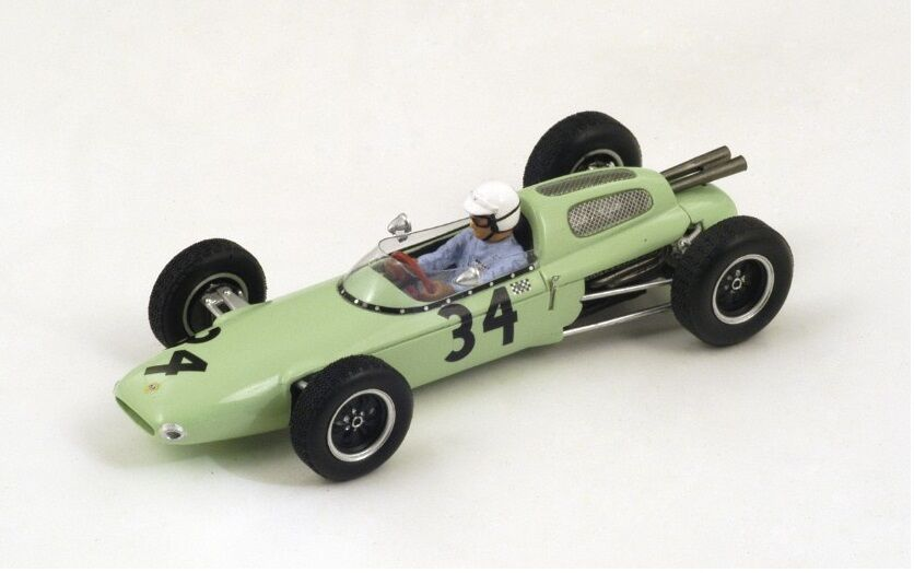 Lotus 24  34 M.Gregory  GP Great Britain  1962 (Spark 1 43   S2139)