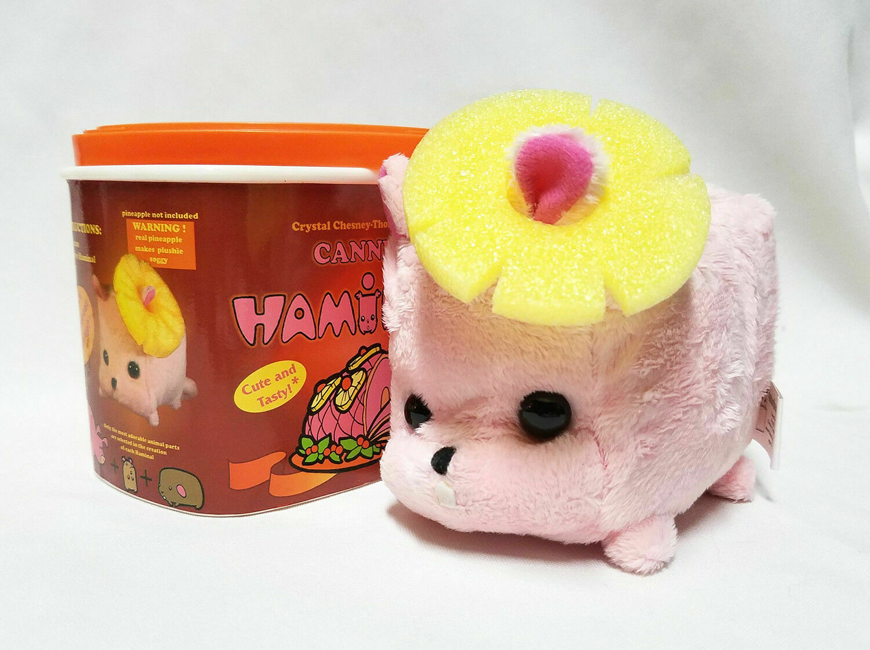 Haminal Animal in a Can Plush Toy - UK Seller
