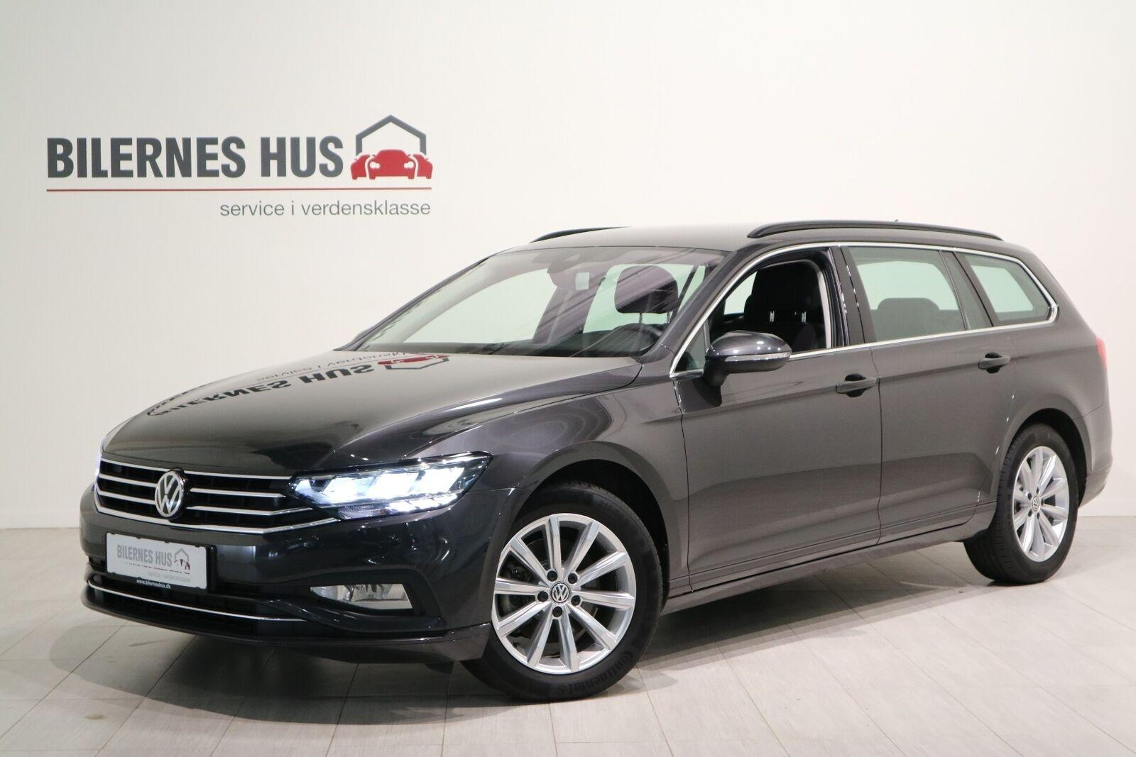 VW Passat 2,0 TDi 150 Business+ Variant DSG