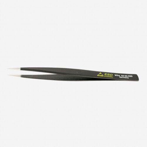 130mm Tweezers Wiha 44501 Universal Fine Point AA SA