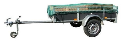 Abdecknetz Transportnetz 3,5 m x 2,0 m Netz Ladungssicherungsnetz Anhänger 37261