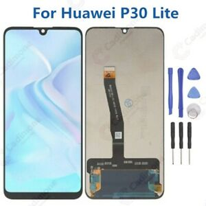 For-Huawei-P30-Lite-LCD-Display-Touch-Screen-Assembly-Digitizer-Replacement-New
