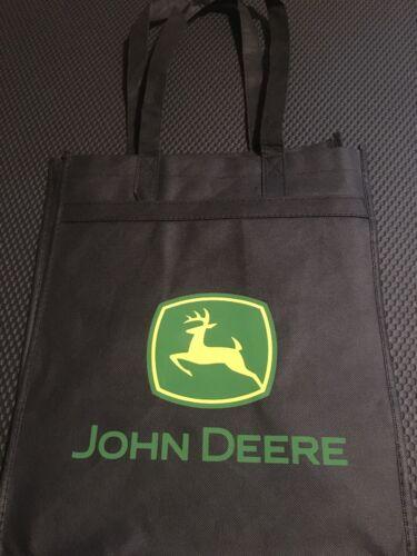 2 John Deere Reusable Bags NEW Lot of Two