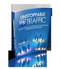 Social Media FB Marketing Strategies, The Most Effective Instant Traffic (CD-ROM