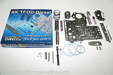 Transgo SK-TFOD-Diesel Shift Kit 47re A618 Cummins Transmission Dodge 46re 46rh