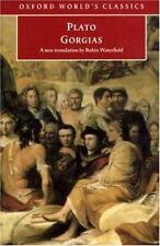 Gorgias (Oxford World's Classics)