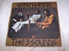 Gene Harris 'The 3 Sounds' Vinyl LP original US 1971 album Jazz Funk BST 84378