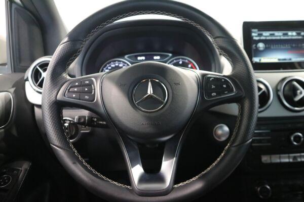 Mercedes B200 d 2,2  - billede 3