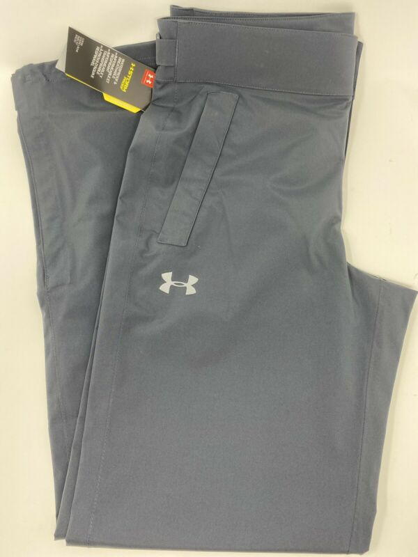Under Armour Storm Rain Pants Waterproof 1305788 Nwt Msrp $130 Sz Small Available In Various Designs And Specifications For Your Selection
