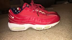 pretty nice 6f9f7 894a4 Image is loading Nike-Air-Max-95-034-Independence-Day-034-