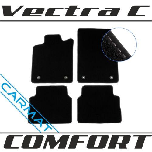 2002-2008 Fussmatten Autoteppiche COMFORT Opel Vectra C Bj ohne Kombi