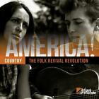 America! Vol.10-Country 3 von Kincaid,Pete Seeger,Guthrie,Dylan,Belafonte (2014)