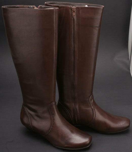 Buffalo Stiefel soft 6496-273 soft Stiefel burnished Braun 01 e3d117