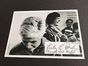 Lesley-Bush-Olympiasiegerin-wasserspringen-Signed-Photo-10x15