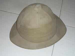 165df189ad622 Vintage Pith Helmet World War 1 WW1 WW1 British Army First Please ...